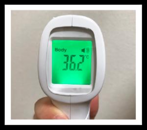 非接触型温度計